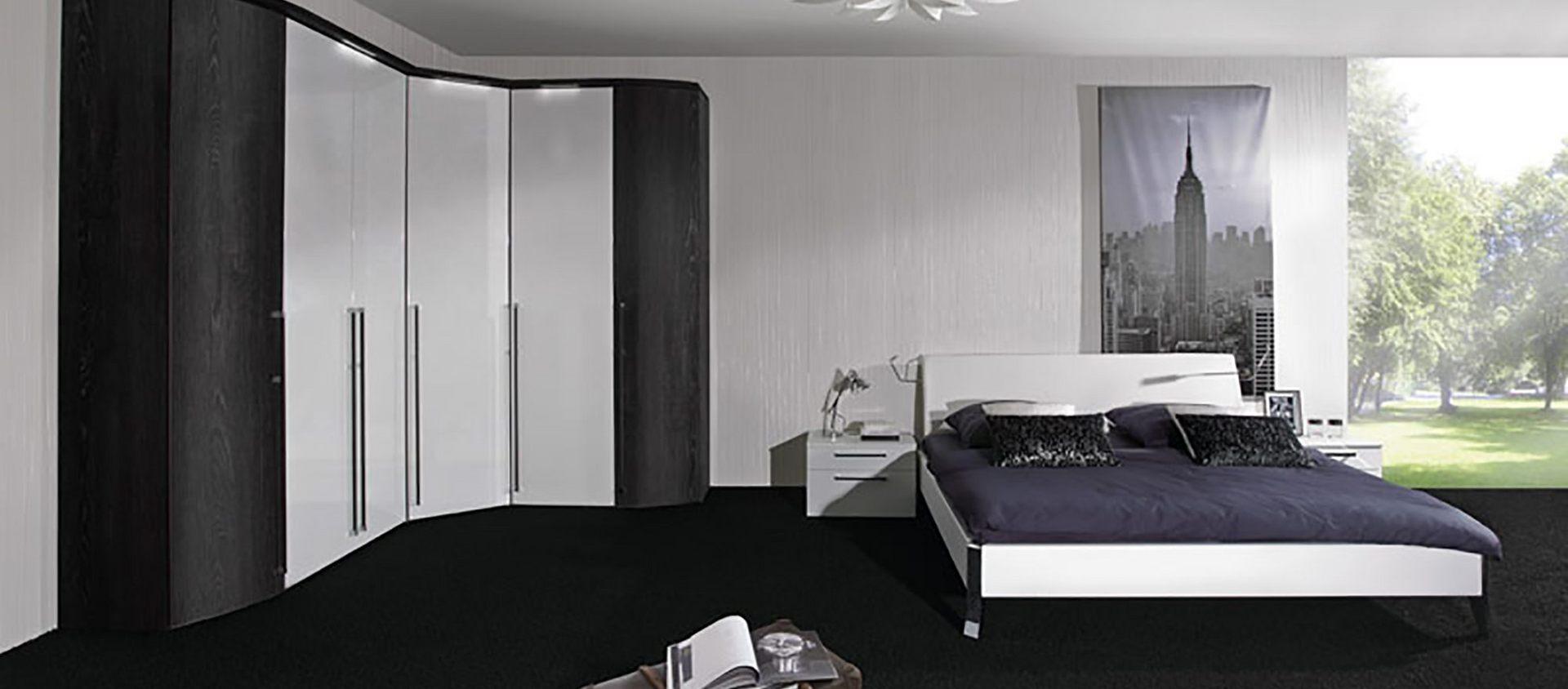 Schlafzimmer Eckschrank Set Caseconrad Com
