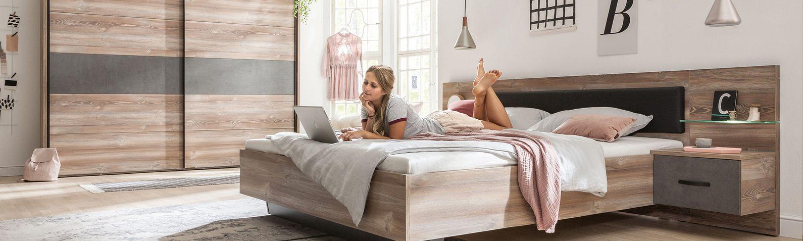 Schlafzimmer komplett einrichten | Sommerlad