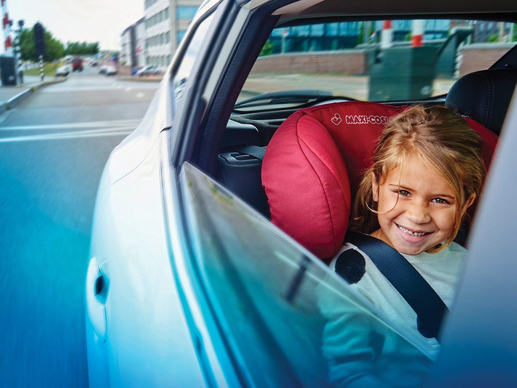 Der richtige Kindersitz – Inspiration | Sommerlad